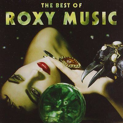 Roxy Music ( New Sealed Cd ) The Best Of / 18 Greatest Hits ( Bryan Ferry )
