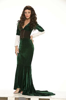 Medieval Revealing Dress - Renaissance / Maergary Tyrell / Game Of Thrones Adult