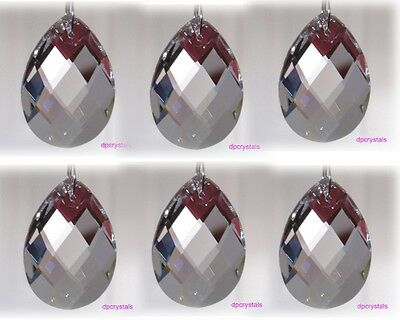 Suncatcher Hanging Crystal Feng Shui Rainbow Prism  Mobile Wind Chime Christmas