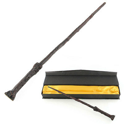 Quality Deluxe NEW Hogwarts Harry Potter's Replica Magical Wand IN Box