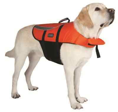 LIFE JACKET by Outward Hound -  DESIGNER ORANGE - MEDIUM