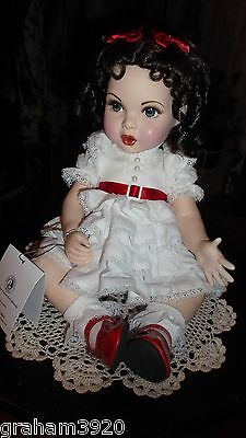 Gone With the Wind~KATIE SCARLETT O'HARA BABY DOLL By: The Franklin Mint