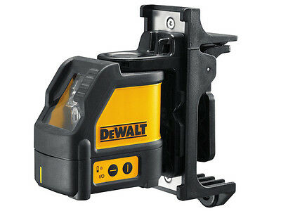 DeWalt DW088K Self-Levelling 2 Line Cross Line Laser Level