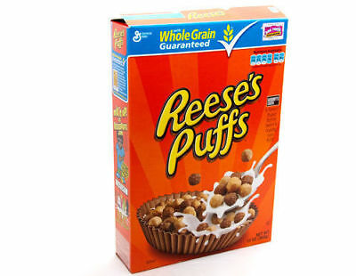 Reese's Puffs Cereal 13 oz Box