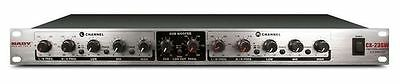 Nady CX-23SW 3 Way DJ Stereo Crossover + SUB Controls