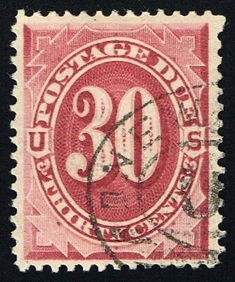 CKStamps: US Postage Due Stamp Collection Scott#J27 Used CV$225