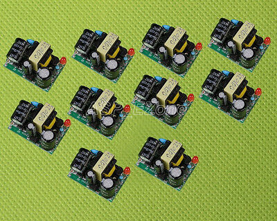10pcs 3.3V 600mA AC-DC Power Supply Buck Converter Step Down Module