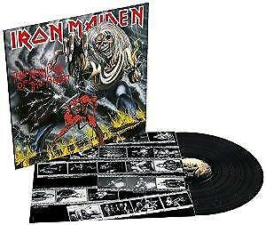 Iron Maiden - The Number Of The Beast - 2014 (NEW VINYL LP)