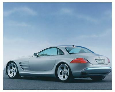 1999 Mercedes Benz Vision SLR Automobile Photo Poster zch5996
