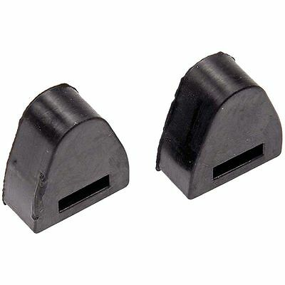 Dorman # 45679 - Two Tailgate Bump Stops - Fits OE# 16633065