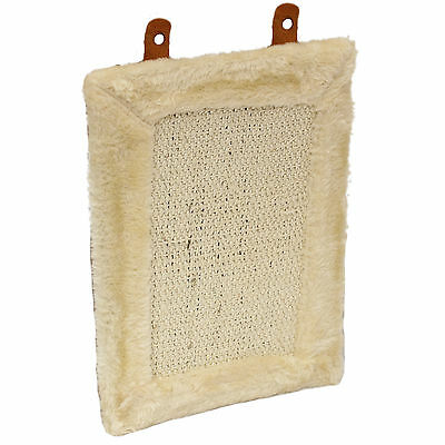 Me & My Pet Cat/kitten Sisal Wall/floor Scratching Board/scratcher Mat/pad Post