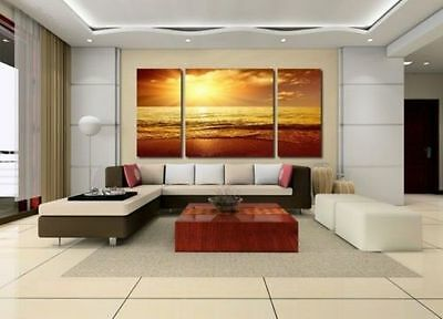 NEW!!! HUGE OIL PAINTING MODERN ABSTRACT WALL DECOR ART CANVAS(No frame)