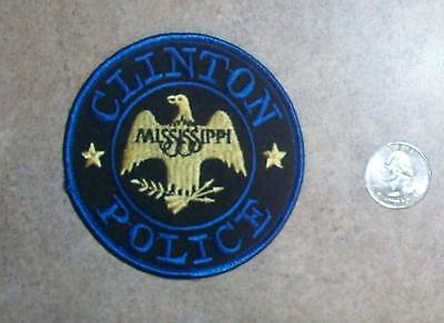 MISSISSIPPI ~Clinton Police~