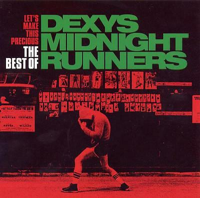 Dexys Midnight Runners ( New Sealed Cd ) Very Best Of / Greatest Hits Collection