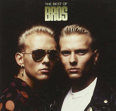 Bros ( New Sealed Cd ) The Very Best Of / Greatest Hits ( Matt / Luke Goss )