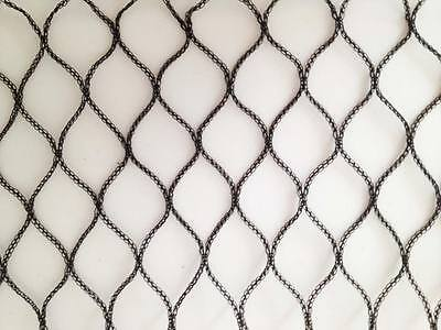 Superior Bird Netting Heavy Duty Woven Fruit Cages Pond 6m* wide various lengths