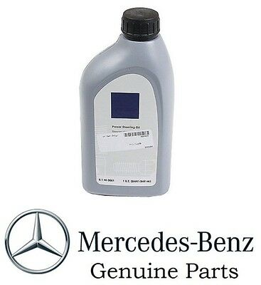 Mercedes Benz 220S 220 ML450 OES Power Steering Fluid - (MBZ Approval:236.3)