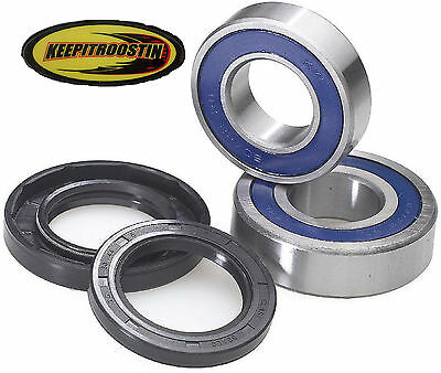 Rear Wheel Bearings and Seal Kit to fit Suzuki Rm 125 1979-1986 Rm125