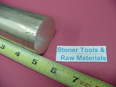 "2"" C360 BRASS ROUND ROD 5"" long Solid 2.00"" OD x 5.00"" H02 Lathe Bar Stock"