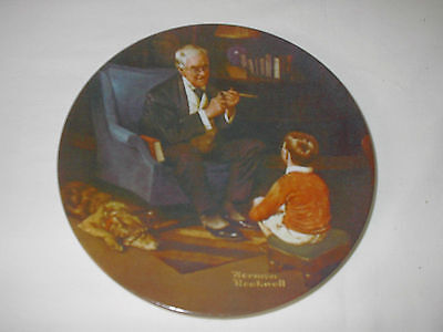 """""""The Tycoon"""" Rockwell Heritage Collection"""