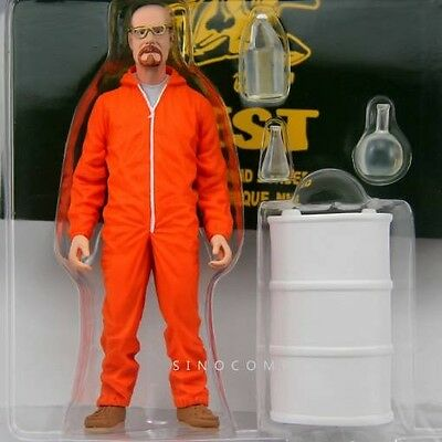 New Breaking Bad Walter White Collectible Figure Exclusive season 1 2 3 figure