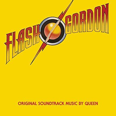 Queen - Flash Gordon 2011 Re-Mastered (NEW CD)