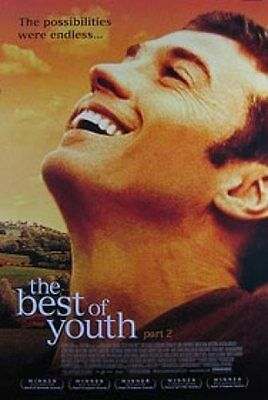The Best Of Youth Part 2 Original Movie Poster 27X40, Double-Sided 27x40