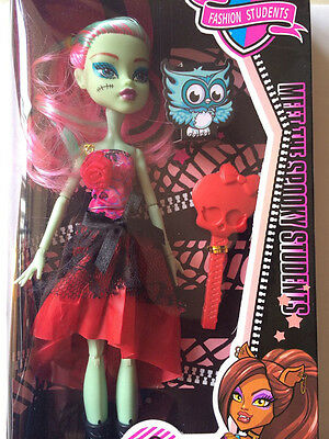 """NEW Monster High 14"""" WISHES Count Fabulous DOLL IN ORIGINAL BOX A-7"""