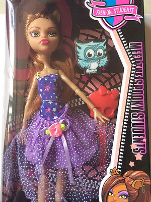 """NEW Monster High 14"""" WISHES Count Fabulous DOLL IN ORIGINAL BOX  A-8"""