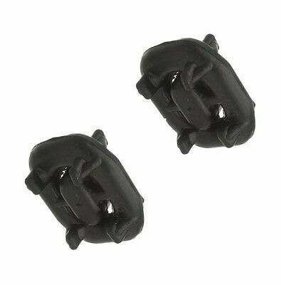 Mercedes Rubber Donut Exhaust Hanger 1244920044 Pair NEW FAST FREE SHIPPING