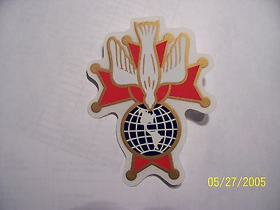 """KNIGHTS OF COLUMBUS - 4th Degree DECAL 4"""""""
