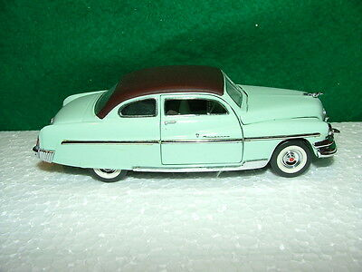 """1987 FRANKLIN MINT  CLASSIC CARS OF THE 50's   """"1951 MERCURY MONTEREY 1:43"""