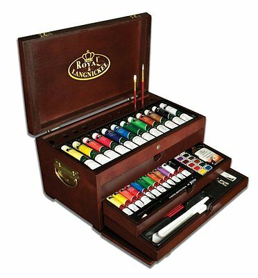 Artists 80 Piece Painting Chest Premier Art Set by Royal and Langnickel