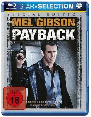 Blu-ray Payback - Zahltag (inkl. Kinoversion & Director's Cut) Special Edition