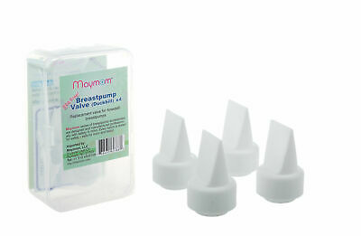 Maymom replacement valve for Ameda breastpumps pack 4