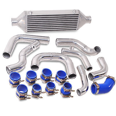 Alloy Front Mount Intercooler Fmic Kit For Skoda Octavia 1.8T Vrs 01-04 Turbo