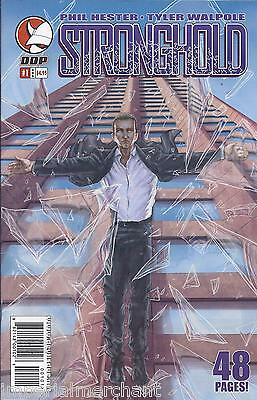 Stronghold comic issue 1