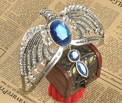 Harry &Deathly Hallows prom witch Film Ravenclaw Lost Diadem Tiara Crown Horcrux