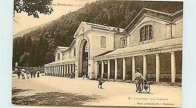 31* LUCHON   thermes