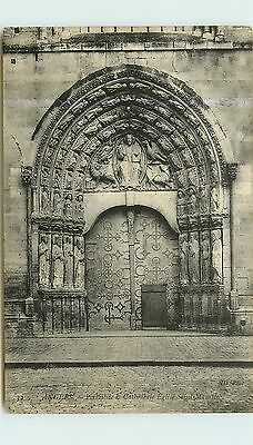 49* ANGERS   porte cathedrale