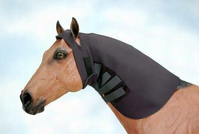 Tough-1 Neoprene Full Neck Sweat  --Black  --Horse Size  --NWT  --#65-8919