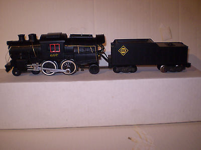 American Flyer compatable Camelback by Ballston Locomotive Works
