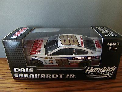 NEW Dale Earnhardt Jr 2014 National Guard #88 HMS Chevy SS 1/64