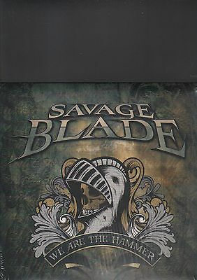 SAVAGE BLADE - we are the hammer LP