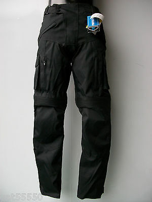 NEW Enduro Motorcycle Trousers (All Sizes) CE Armour Jeans Pants CORDURA