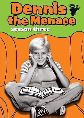 DENNIS THE MENACE SEASON 3 New Sealed 5 DVD Set