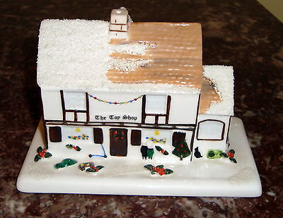 COALPORT FINE CHINA  England  THE TOY SHOP