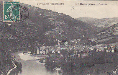 12 Entraygues Panorama