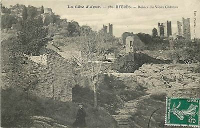 83 Hyeres Ruines Chateau