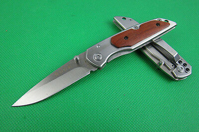 Buck Knife Xmas Gift Tactical Pocket Saber Outdoor Survival Rescue Fishing k204w